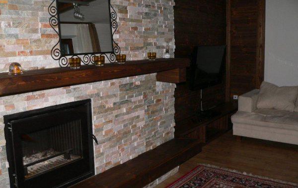 Modern nappali és étkező
